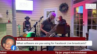 Mindi Abair's 20th Wine + Music Session LIVE Featuring Shawn Brown and Third Richardson