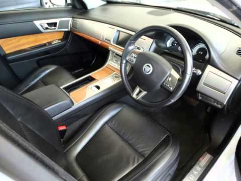 2010 jaguar xf 2.7d premium luxury auto for sale on auto trader