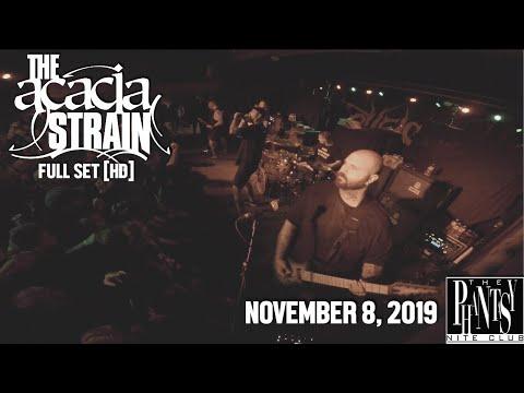 The Acacia Strain - Full Set HD - Live At The Phantasy