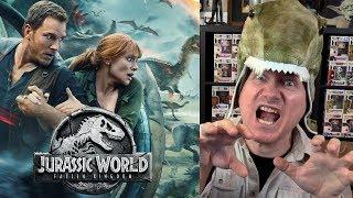 Jurassic World: Fallen Kingdom (2018) Movie Review