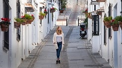 Mijas Pueblo Spain | Possibly the most beautiful white village in Andalusia!