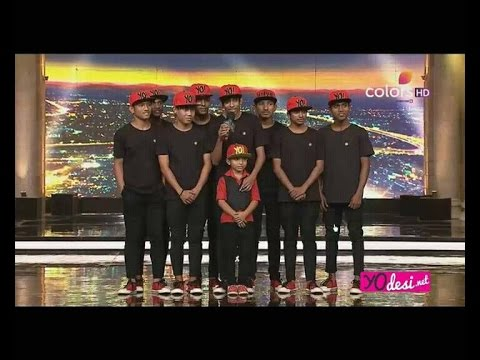 "Dheere Dheere Se l Yo Yo Honey Singh l Dance Cover ""Magnetiax Crew' l India's Got Talent S7"