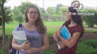 Студенты из Иркутска о Шаньдунском политехническом университете