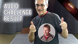 Curtis Judd Audio Challenge Part Two - Basic Filmmaker Ep 203