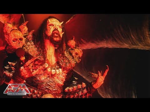 LORDI - Devil Is A Loser Live at Z7 (2019) // Official Live Video // AFM Records