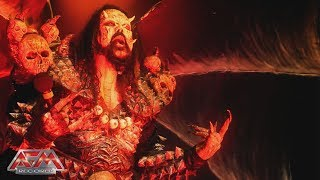LORDI - Devil Is A Loser Live at Z7 (2019) // Live // AFM Records