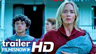 A QUIET PLACE II (2020)   Trailer ITA del sequel con Emily Blunt