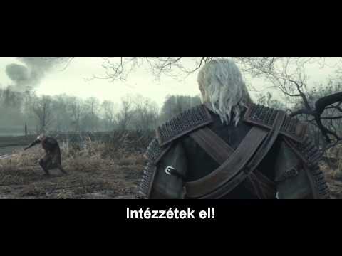 The Witcher 3  szörny gyilkolás-magyar felirat