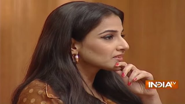 Vidya Balan in Aap Ki Adalat (Full Episode - Rewind) - India TV