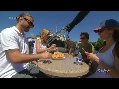 Team Evening on a Boat: Maritime Moments 2017