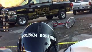 Muere ciclista al ser arrollado en Tlaquepaque