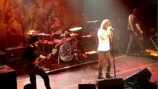 Soundgarden - Outshined - live @ Irving Plaza
