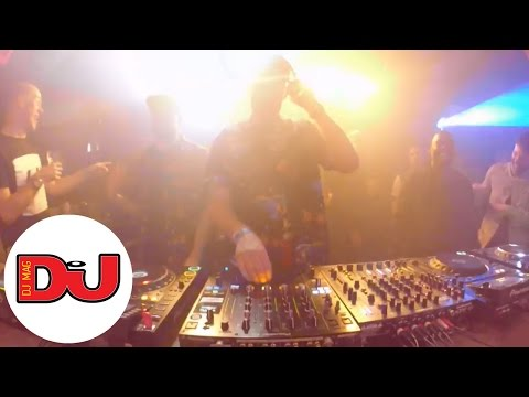 SOLARDO - TECH HOUSE set from DJ Mag's Best Of British Party