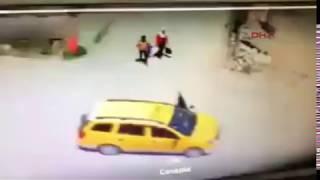 Öğretmen Şenay Aybüke Yalçın şehit olduğu saldırının görüntüleri