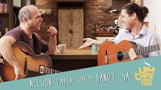 Um Café Lá em Casa com Daniel Sá e Nelson Faria