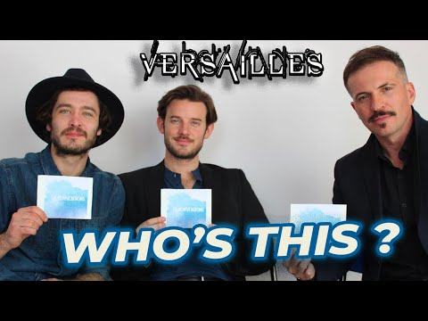 Who's this ? - Versailles