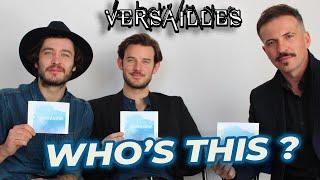 [Who's this ?] : Alexander Vlahos, Evan Williams, Tygh Runyan - Versailles