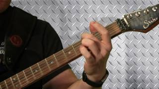 Foreigner Juke Box Hero Guitar Cover