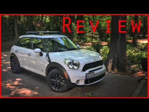 2013 Mini Cooper Countryman S All 4 Review