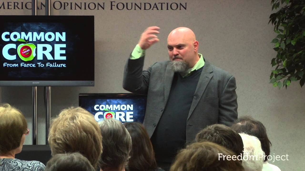 State led common core from farce to failure youtube for Farcical failure