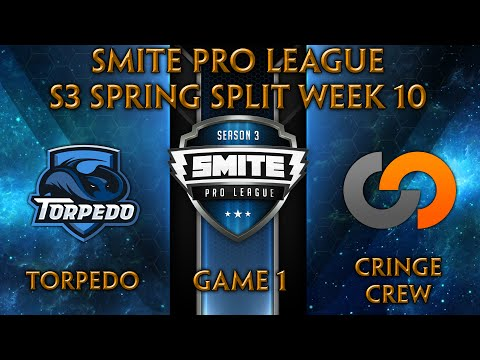 SPL S3 Spring Split Week 10 - Torpedo vs. Cringe Crew (Game 1)