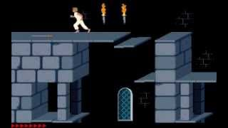 Prince of Persia 1 - Original (Jordan Mechner,1990) - Level 12a,12b