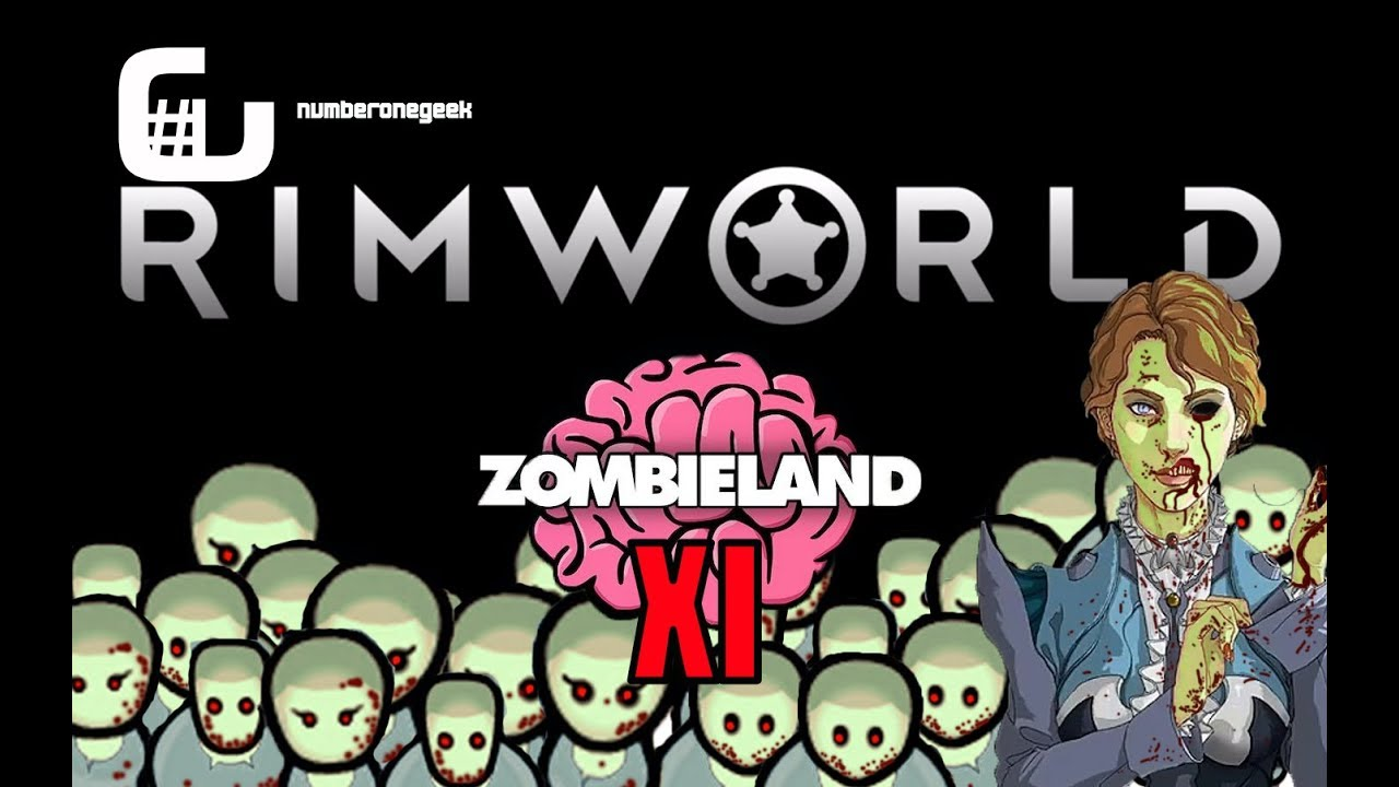 RimWorld Zombieland #11: Darn those trigger happy Pirates!