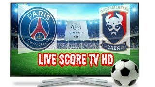 Paris Saint Germain PSG vs SM Caen [EN DIRECT / LIVE STREAM RADAR & STATS ]