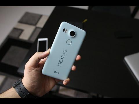 LG Google Nexus 5X مراجعة جهاز