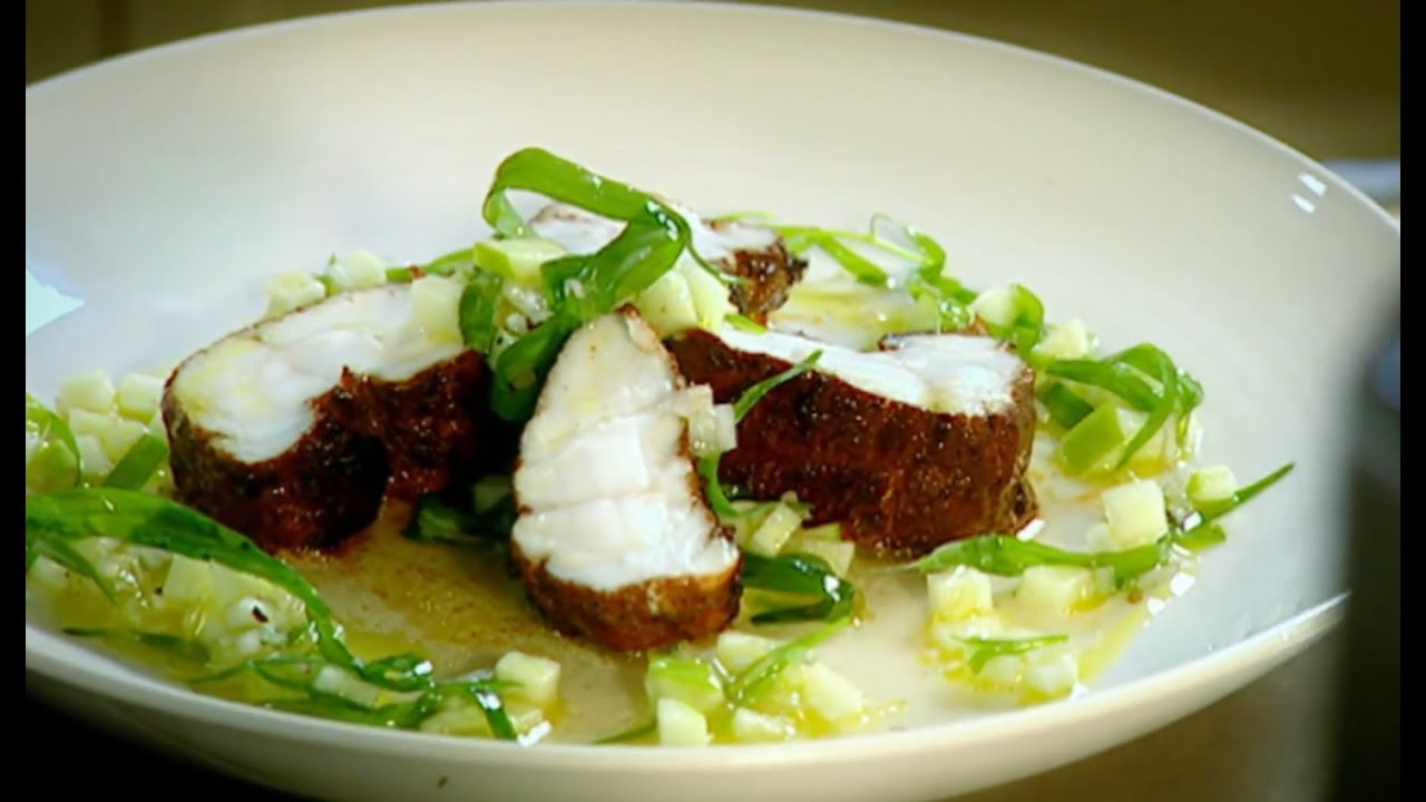 gordon ramsay monkfish recipe