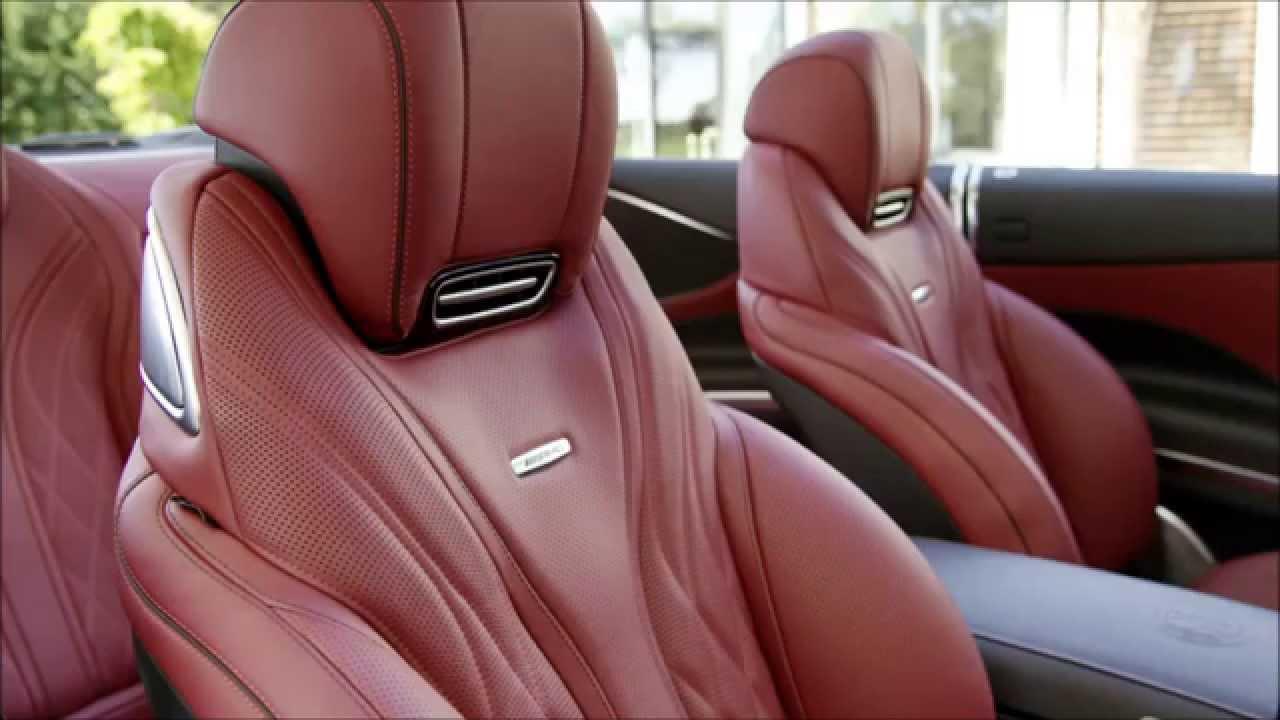 2017 mercedes benz s550 cabriolet interior 02 - 2017 Mercedes Benz S550 Cabriolet Interior 02 31