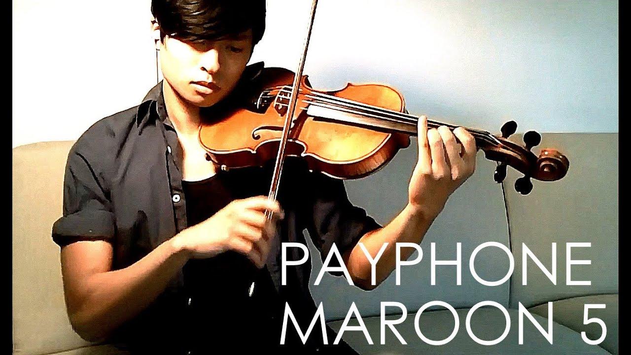 Video klip maroon 5 payphone