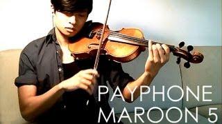 Payphone Violin Cover - Maroon 5 - Daniel Jang