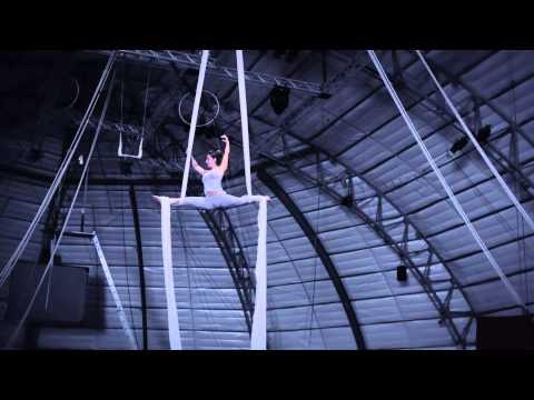 Rikki Hettig-Rolfe Meaux Aerial Silks 2013