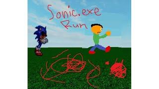 Sonic.exe Run (ROBLOX)