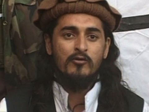 Taliban leader hit by drone strike