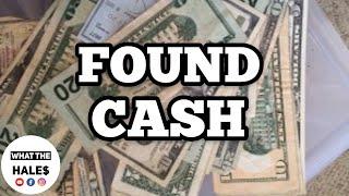 CASH MONEY I Bought An Abandoned Storage Unit Locker / Opening Mystery Boxes Storage Wars Auction