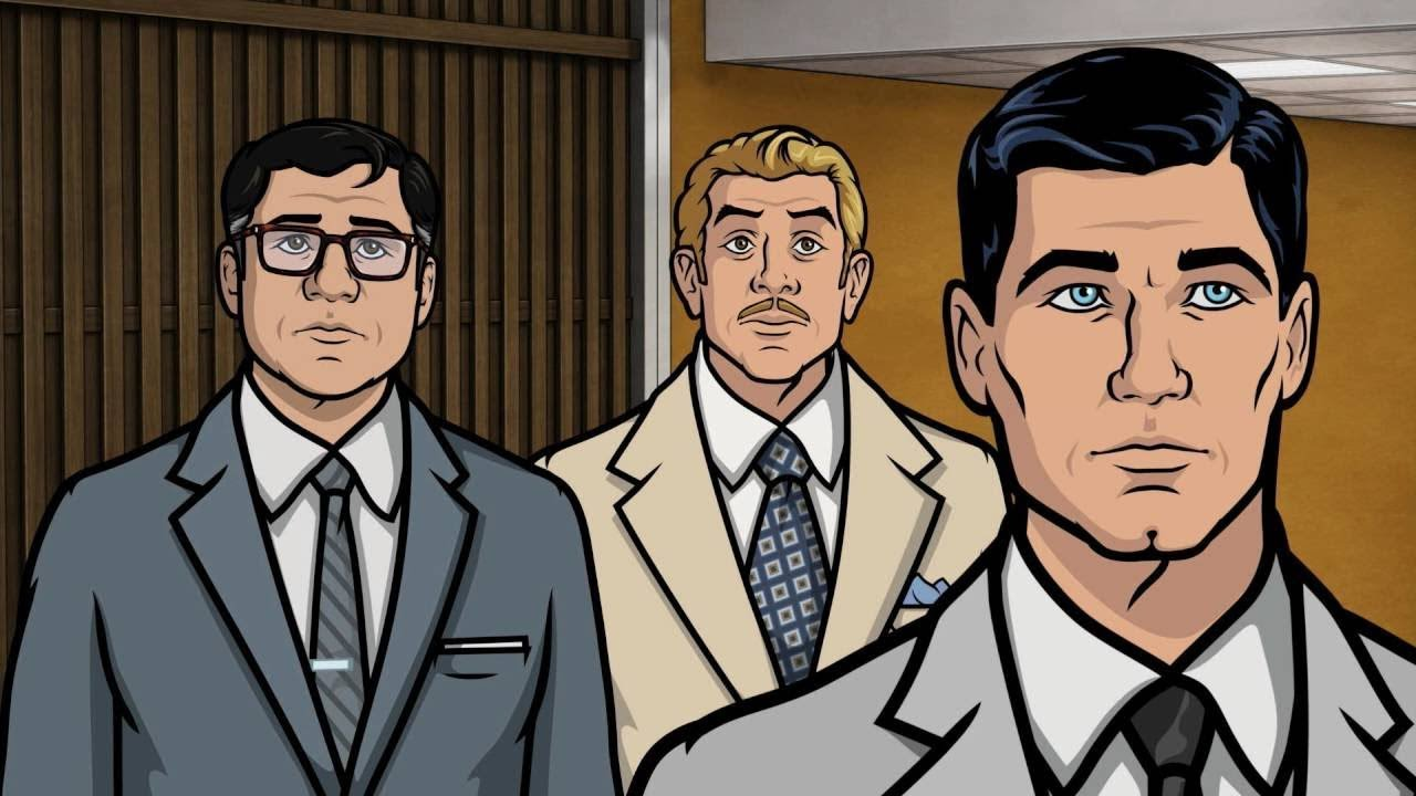 Archer double indecency youtube - Archer episodes youtube ...