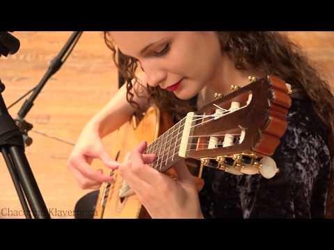 Paganini Caprice No. 24 -- Chaconne Klaverenga