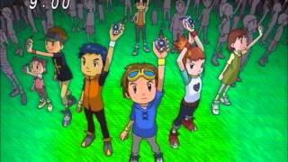 Digimon Tamers Full Song (japanese version)