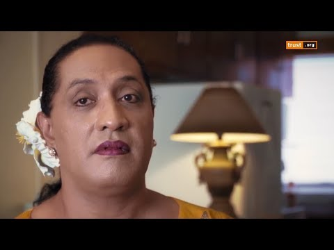 After cyclone, transgender Tongans hope movie will help build acceptance