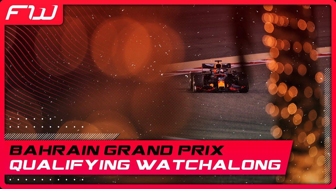 Bahrain Grand Prix: Qualifying Watchalong