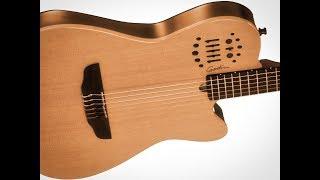 Godin Multiac Midi Guitar - Listen to what this guitar will allow me to do! #2