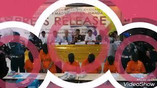 Wartasas : Bea Cukai Juanda Gagalkan Penyelundupan Sabu
