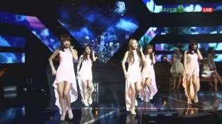 130902 kara 4th album showcase runaway live