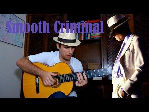 Smooth Criminal (Michael Jackson) - Fingerstyle Guitar (Marcos Kaiser) #21