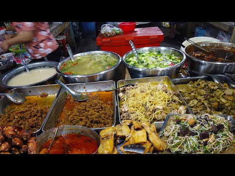 Amazing Street Food Review - Food Compilation In Cambodian Market 2020