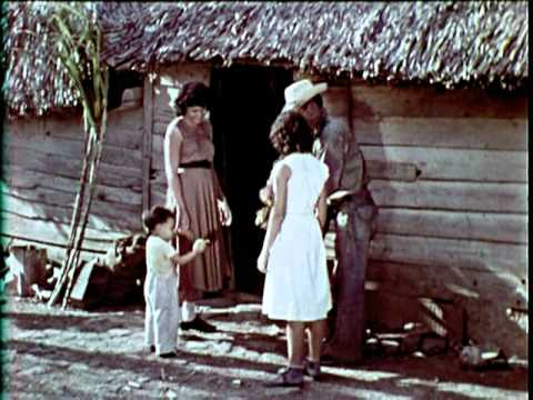 Cuba: The Land and the People, 1950