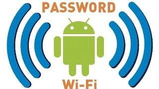 видео Как восстановить пароль от WiFi  при помощи телефона