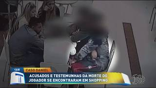 Câmeras de shopping flagram encontro de suspeitos do crime - Tribuna da Massa (12/11/18)